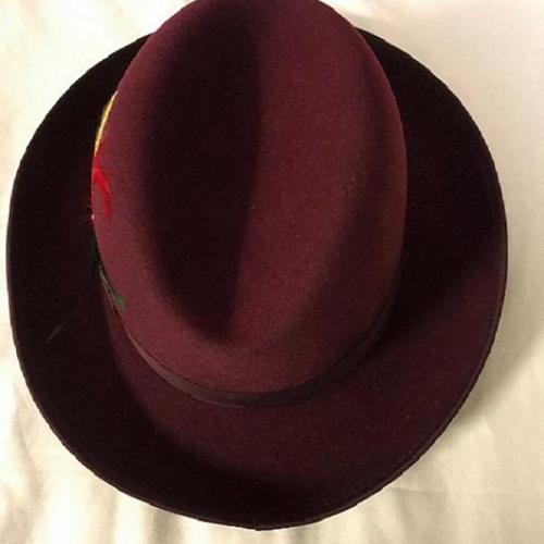 God Father Deluxe Felt Hat