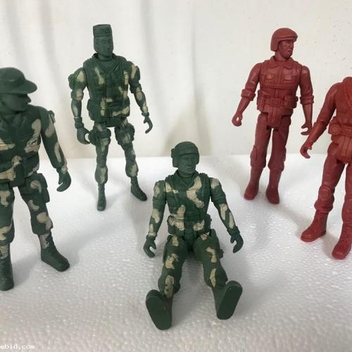 GI Joe Toy Soldiers