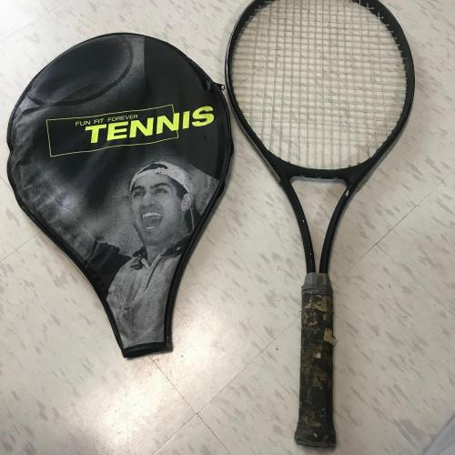 Fun Fit Forever Tennis Racket