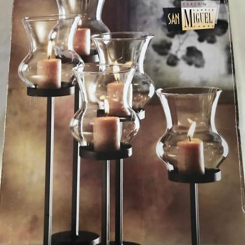 San Miguel Candle Lamps