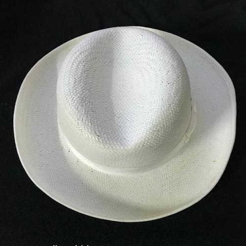 Used God Father III Park Royal Straw Hat