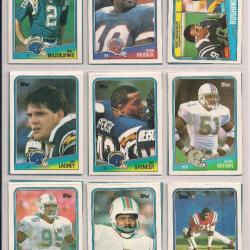 Assorted Football Cards 5