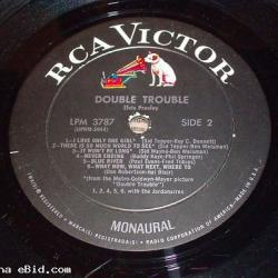 Elvis Presley * DOUBLE TROUBLE