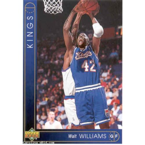 Walt Williams