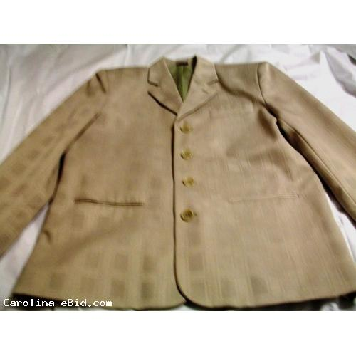 Pre-Owned Boys Three Piece Suit