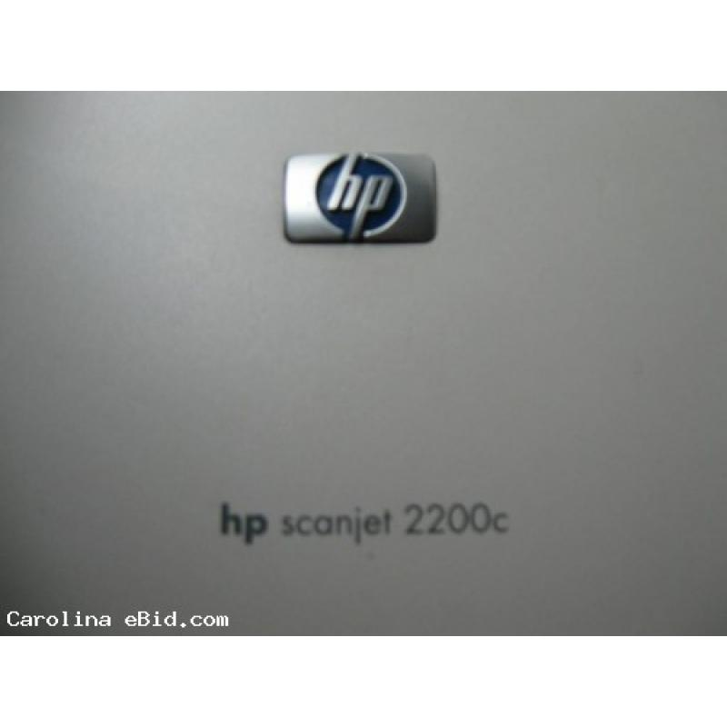 HP ScanJet 2200C Desktop Scanner