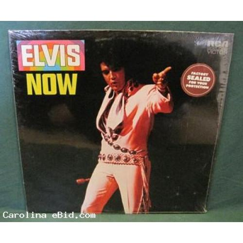 ELVIS NOW - LSP4671 - PRESLEY ELVIS