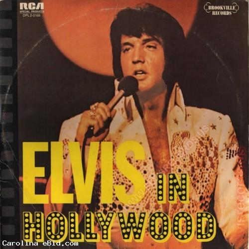 Elvis In Hollywood - Special Products RCA DPL2-0168