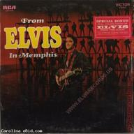 LSP-4155 From Elvis In Memphis